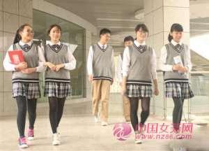 校服发展新方向 蕴涵文化与时尚_行业动态热门新闻