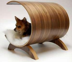 木质宠物床,爱你的宠物就拥有它吧